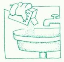clean_sink
