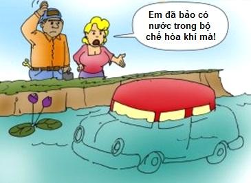 Car in water 2