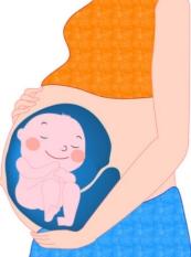 pregnant A