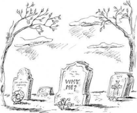 tombstone A