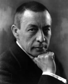 Rachmaninoff 1921