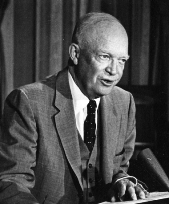 Eisenhower Atoms for Peace
