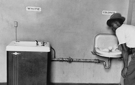 segregation_water fountain